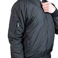 Ветровка на сетке,бомбер серый тонкий,куртка-бомбер на сеточке р-р46-48