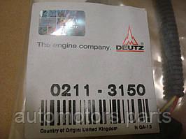 Соединительный кабель с соединительными деталями для 12-24в Deutz 02113150