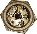 Блок ТЭН прямой медный 15000W/380V для котлов, систем отопления и подогрева воды, фото 5