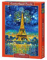 Пазлы Castorland 1500шт (151851) 68*47 см (Праздник в Париже)
