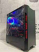 Игровой компьютер Ryzen 5 2600 + GTX 1660 super + RAM 16Gb DDR4 + HDD 1000Gb + SSD 120Gb, фото 1
