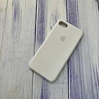 Чехол Silicone Case Apple iPhone 7/8/SE 2020 White