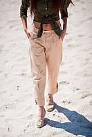 Женские Летние Брюки с карманами, фото 1