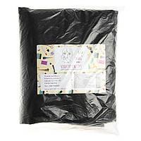 Чехол на кушетку Panni Mlada 0,8х2,1 м, плотность 70 г/м2, черный