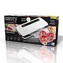 Вакуумный упаковщик пищи Camry CR 4470 бытовой, фото 10