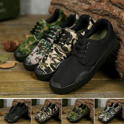 Классические мужские кроссовки на толстой подошве 38 - 44, фото 2