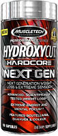 MuscleTech Жиросжигатель Hydroxycut Hardcore Next Gen (180 caps)