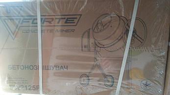 Бетономешалка Forte EW2125p 125л, фото 2