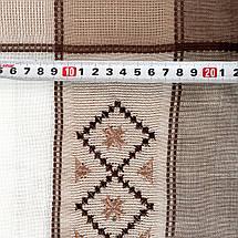 Скатерть лен с вышивкой  150х220, фото 3