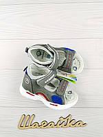 Боссоножки сандали на мальчика 22 (14 см)