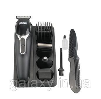 Машинка набор для стрижки для бороды и волос DSP 90210