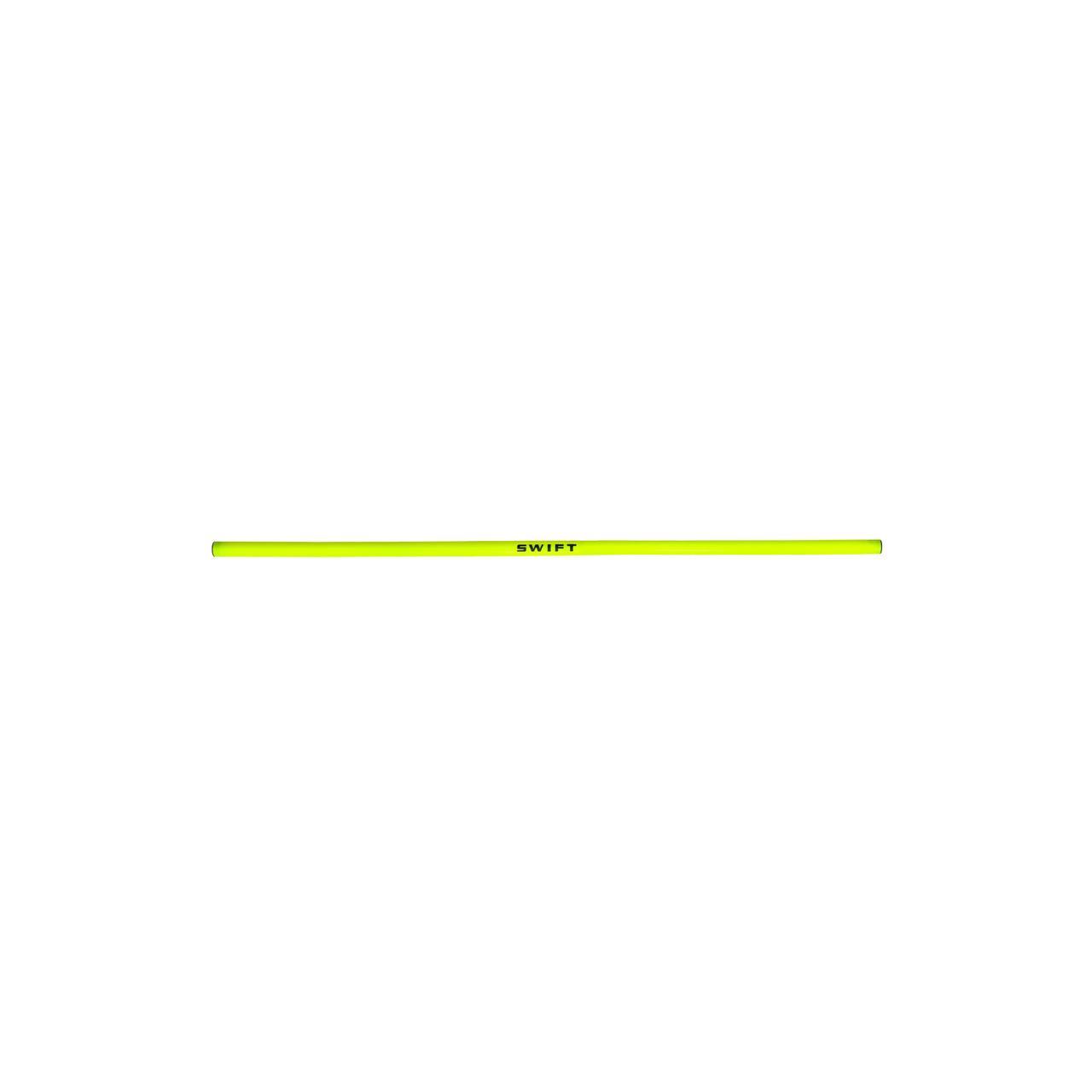 Палка гимнастическая SWIFT Training Pole d=25 мм, 160 см, желтый