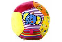 Мягкий мячик Biba Toys (JF126)
