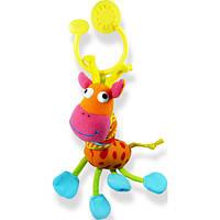 Игрушка-подвеска Biba Toys Счастливый жираф (JF033)