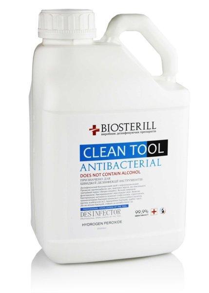 Засіб для швидкої дезінфекції інструментів BIOSTERILL CLEAN TOOL 5000 ml