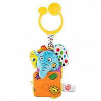 Игрушка-подвеска Biba Toys Мобильный телефон-слоник (JF620E)