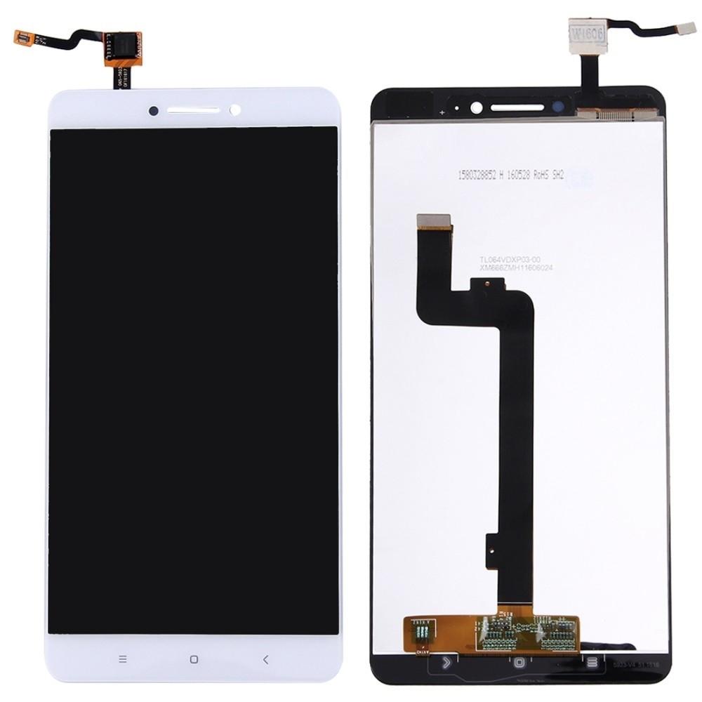 Дисплей Xiaomi Mi Max, Mi Max Pro, Mi Max Prime + сенсор белый