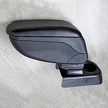 Підлокітник armcik s2 з зсувною кришкою і регульованим нахилом для Honda Jazz / Fit GE Mk2 2008-2015