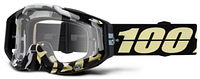 Мотоочки 100% Racecraft Goggle Ergoflash - Mirror True Gold Lens, Mirror Lens