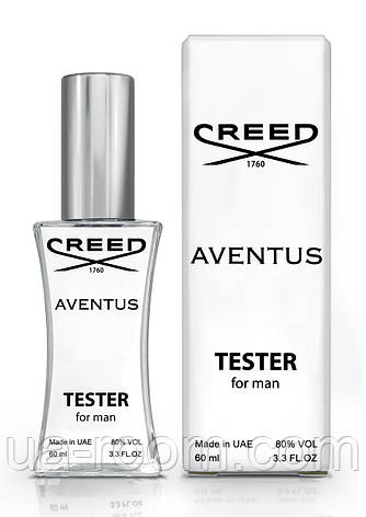 Тестер мужской Creed Aventus, 60 мл., фото 2