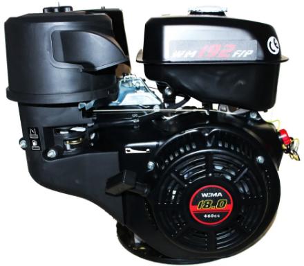 Двигатель Weima WM192FE-S(CL) +БЕСПЛАТНАЯ ДОСТАВКА! (вал 25 мм, шпонка, центробежное сцепление)