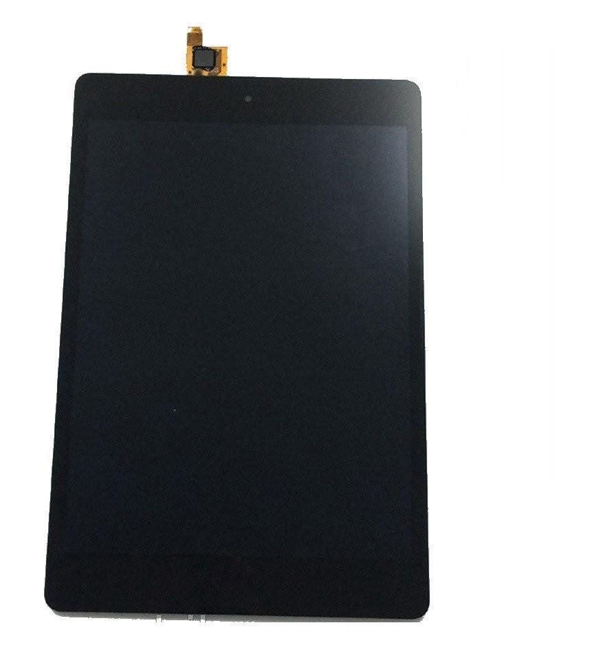 Дисплей Xiaomi Mi Pad 4 + сенсор чёрный