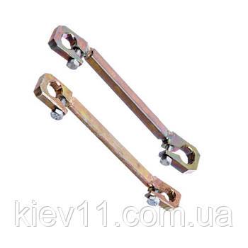 Ключ прокачки тормозной системы 10х13 мм (зажимной) (Харьков) ПР1013Х