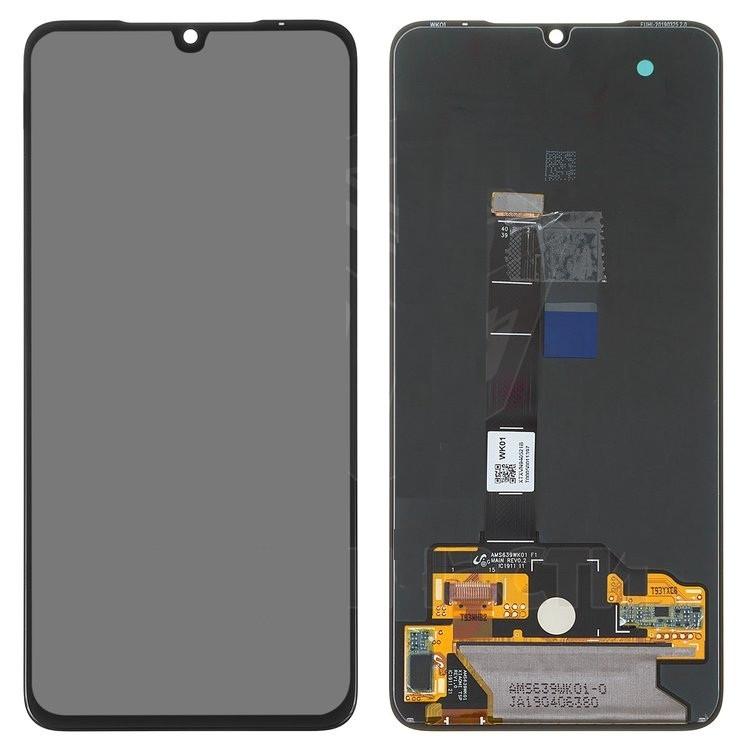 Дисплей Xiaomi Mi9 TFT + сенсор чёрный