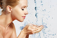 Засоби для вмивання і очищення шкіри