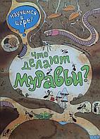 Книга Что делают муравьи, фото 1