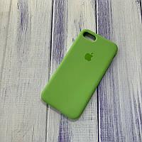 Чехол Silicone Case Apple iPhone 7/8/SE 2020 Green