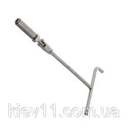 Притирка клапанов с карданом d9 длинная (Харьков) VGT0901