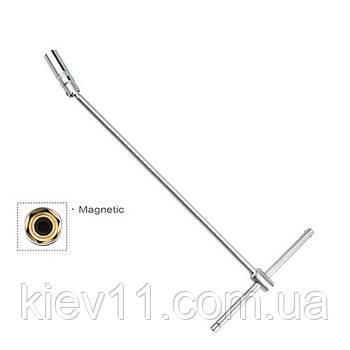 Ключ свечной Т-образный 21мм 450мм TOPTUL CTHB2145