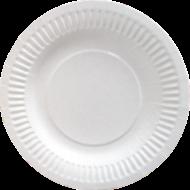 Одноразові тарілки