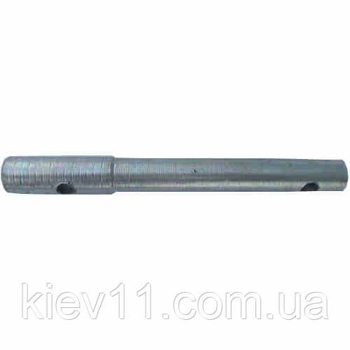 Ключ торцевий двосторонній (трубка) 13х15мм точений ТР1315ТОЧ