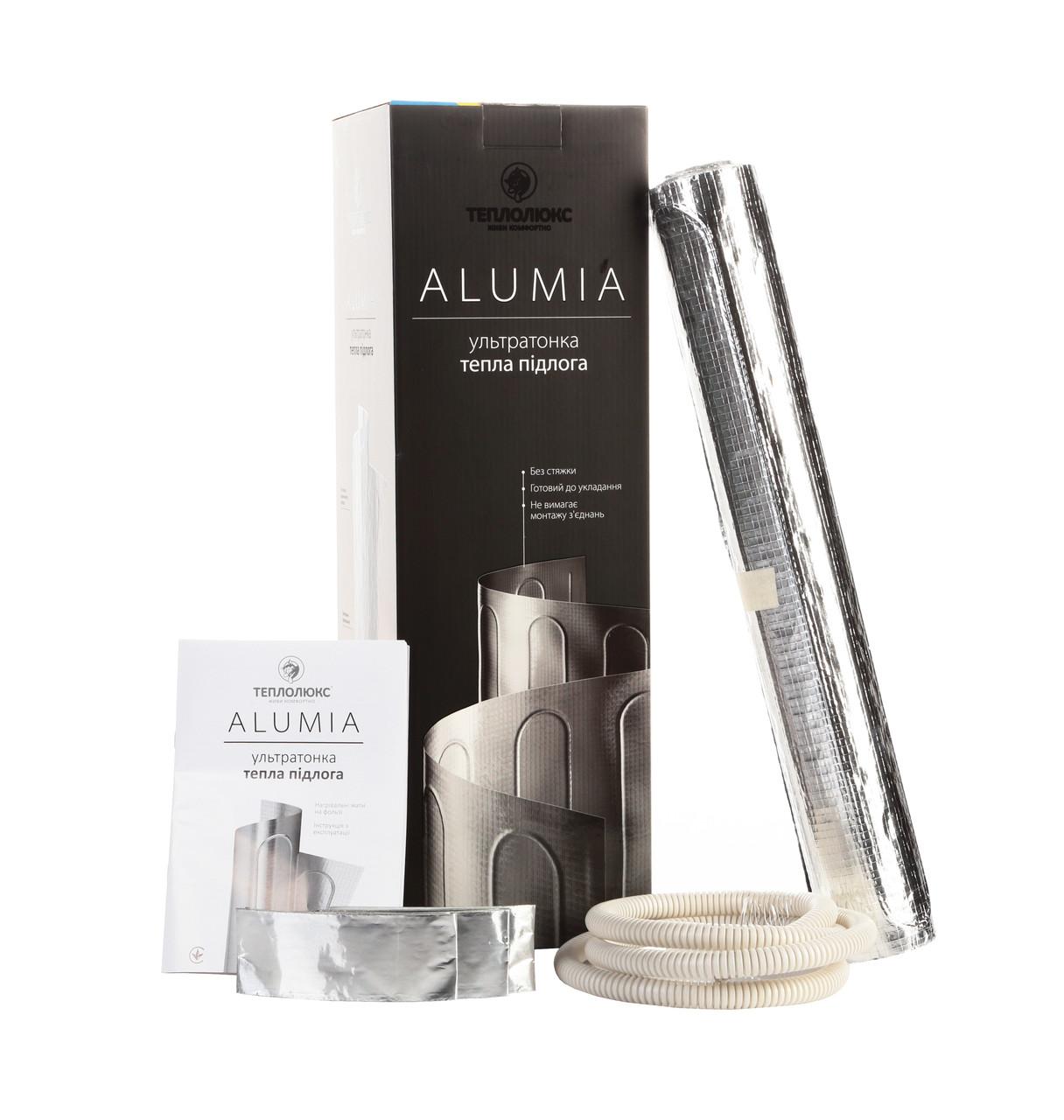 """Нагрівальний мат """" Теплолюкс Alumia 1500 Вт/10,0 кв. м"""