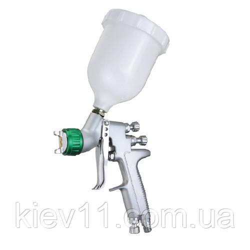 Пневмокраскопульт HVLP 1,3мм, верх. п/б 600мл AUARITA H-923-1.3
