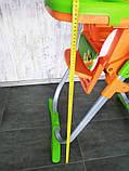 Детский стульчик для кормления CH-81 оранжевый, фото 4