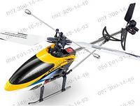 Большой (55см) одно остный 3х канальный Радиоуправляемый Вертолет Single Blade 5018 для управления на улице