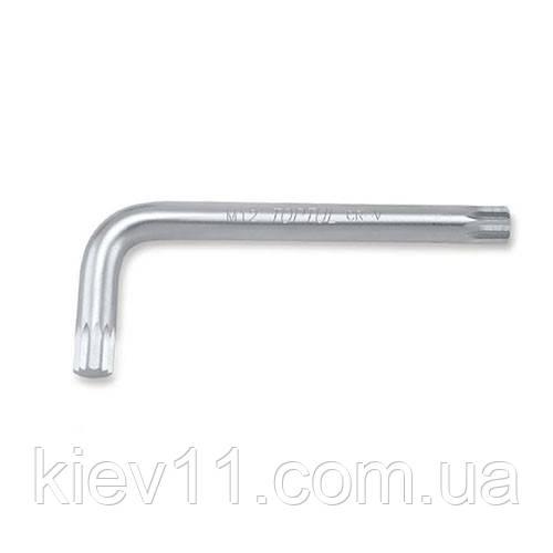 Ключ SPLINE М14 Г-образный TOPTUL AGGS1414