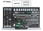 Тележка инструментальная с набором инструментов TOPTUL (Pro-Line) 7 секций 227ед. GCAJ0012, фото 5