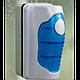 Магнитный скребок/щётка для стекла 10-16 мм (L) Sobo SBBMAX, фото 2