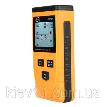 Тестер электромагнитного излучения (1-1999В/м, 0.01-19,99μt) BENETECH GM3120