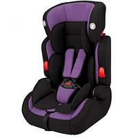 Дитяче автокрісло El Camino ME 1008-2 JUNIOR фіолетовий колір