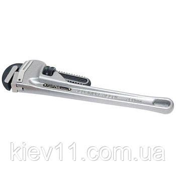 Профессиональный трубный ключ алюминиевый TOPTUL 155мм L1200 DDAC1A48