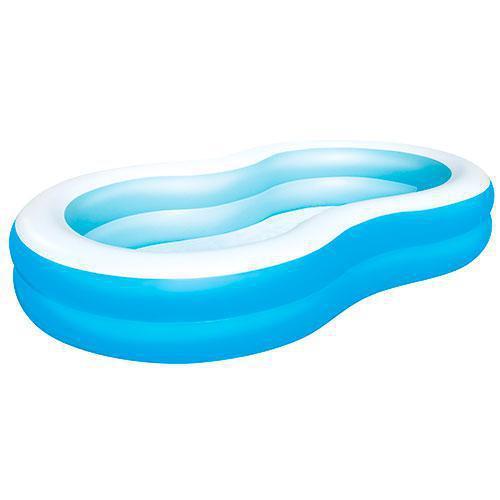Семейный надувной бассейн Bestway 54117,