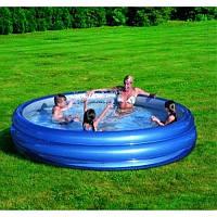 Надувной семейный бассейн  Bestway 51043,201 х 53 см, фото 1