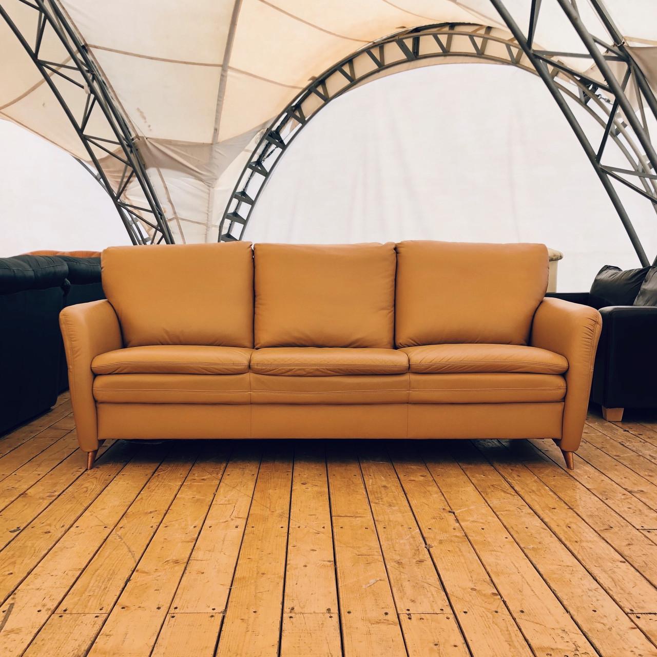Шкіряний диван «Креденс»