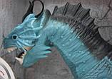 Дракон интерактивный RS6188A-89A, 48 см, пускает пар, ходит, двигает головой., фото 4