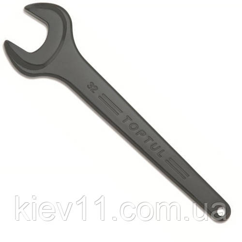 Ключ гаечный рожковый односторонний (усиленный) TOPTUL 30мм AAAT3030